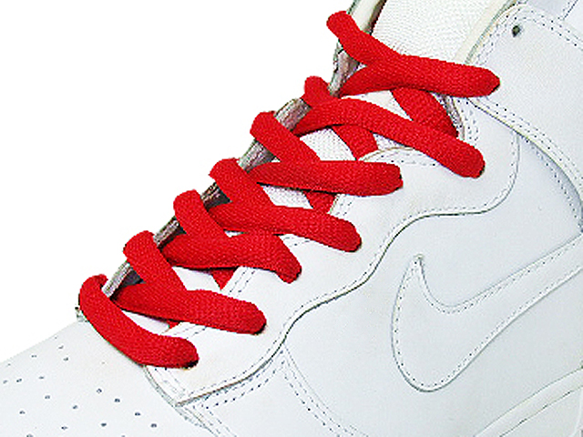 SKIT ORIGINAL SHOE LACE (SB TYPE RED)の商品画像