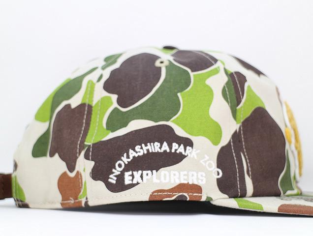 ZOO EXPLORERS CAPの商品画像-3