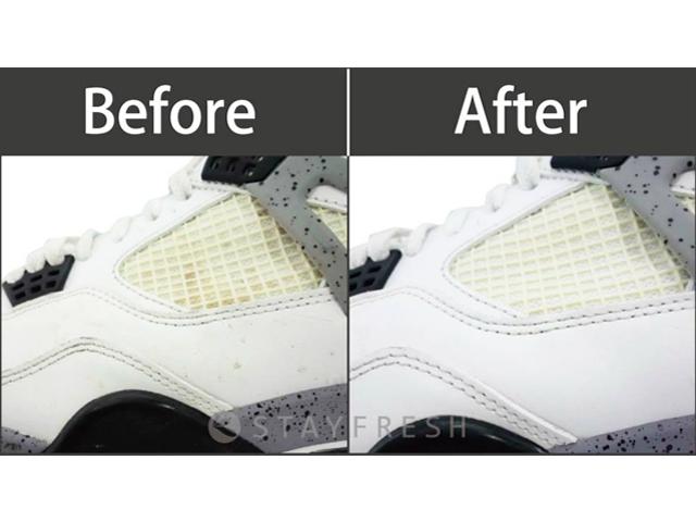 STAYFRESH SNEAKER CLEANER BOTTLE 250mlの商品画像-3
