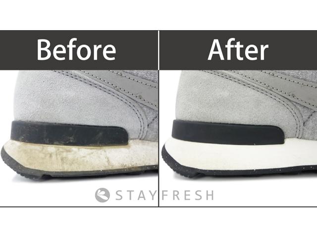 STAYFRESH SNEAKER CLEANER BOTTLE 250mlの商品画像-7