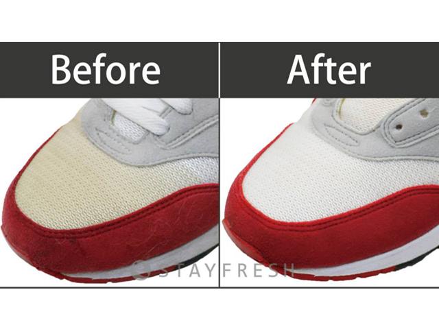 STAYFRESH SNEAKER CLEANER BOTTLE 250mlの商品画像-6