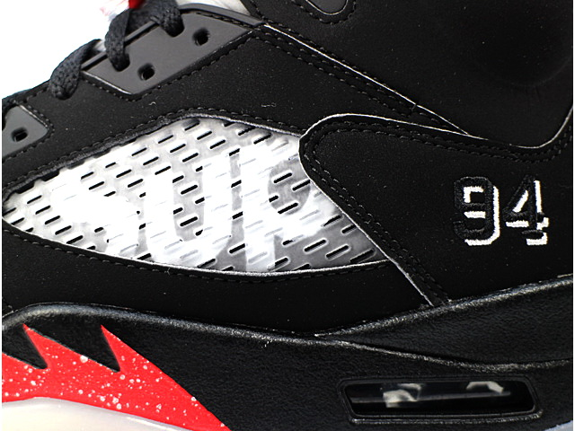 AIR JORDAN 5 RETRO SUPREMEの商品画像-6
