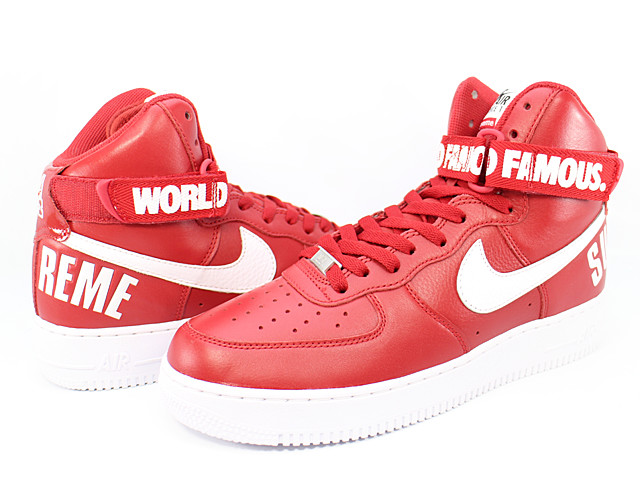 AIR FORCE 1 HIGH SUPREME SPの商品画像-1