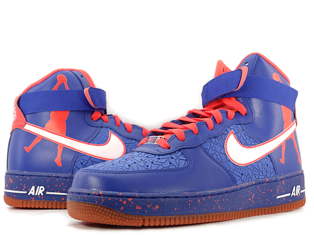 AIR FORCE 1 HI CMFT PRM RW QSの商品画像-1