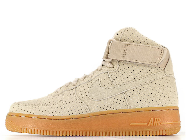 WMNS AIR FORCE 1 HI SUEDEの商品画像