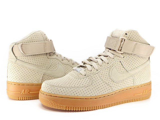 WMNS AIR FORCE 1 HI SUEDEの商品画像-1