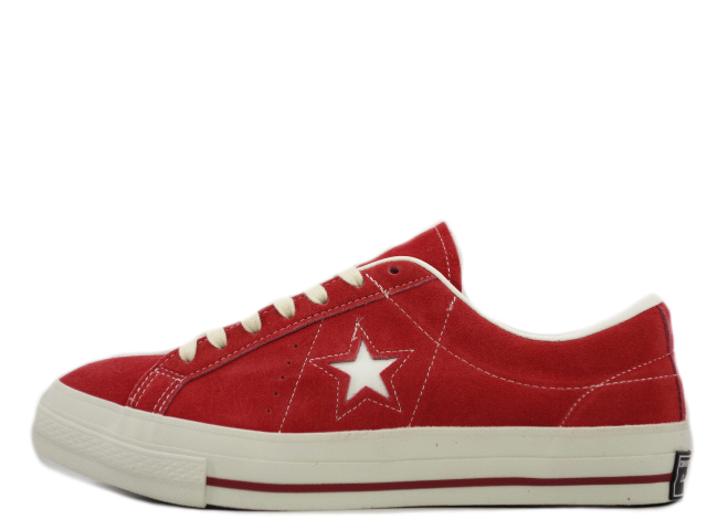 ONE STAR SUEDE OXの商品画像