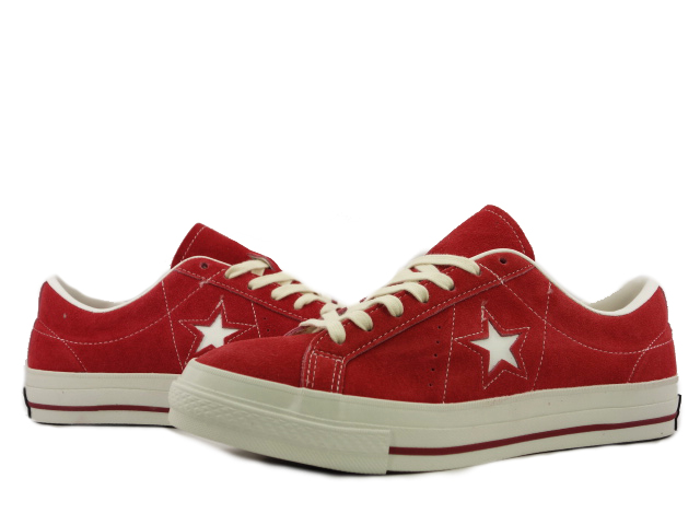 ONE STAR SUEDE OXの商品画像-1