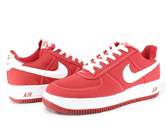 AIR FORCE 1 LOW CANVASの商品画像-1