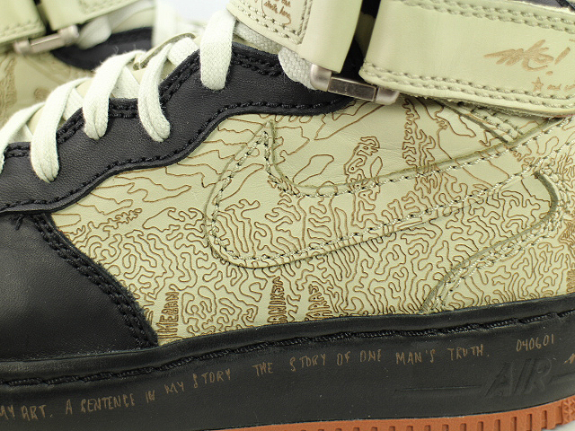 AIR FORCE 1 MID INSIDEOUTの商品画像-6