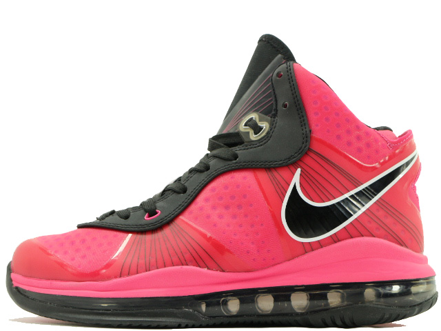 6ee7bc15bc3a COLOR  Spark Black-Metallic Silver Pink  YEAR  2010  CORD  431888-601. LEBRON  8 V2 GS 431888-601