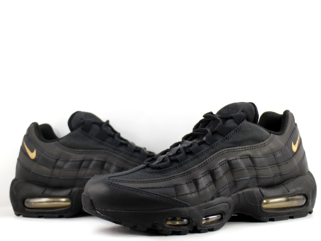 Nike Air Max 95 Premium Black Gold 924478 003 | SneakerFiles
