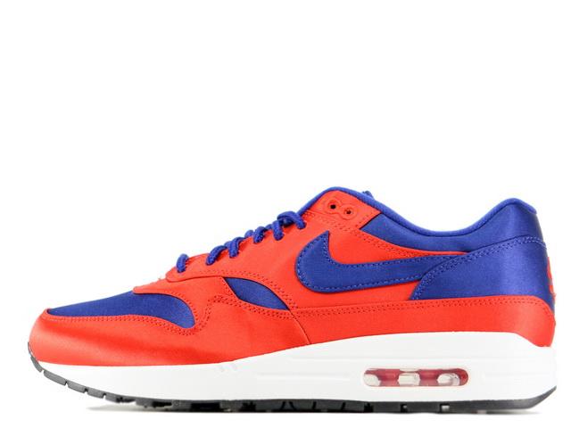 Nike Air Max 1 SE Satin Pack AO1021 600 University RedDeep