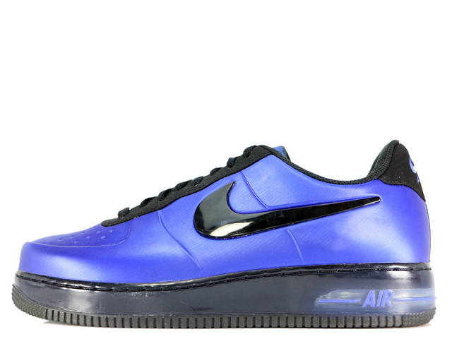 4c93eaeb0ad24 COLOR  GAME ROYAL BLACK  YEAR  2012  CORD  532461-400. AIR FORCE 1  FOAMPOSITE PRO LOWの商品画像
